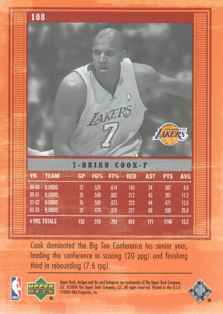 2003-04-Upper-Deck-Legends-Basketball-Cards-Pick-From-List thumbnail 201