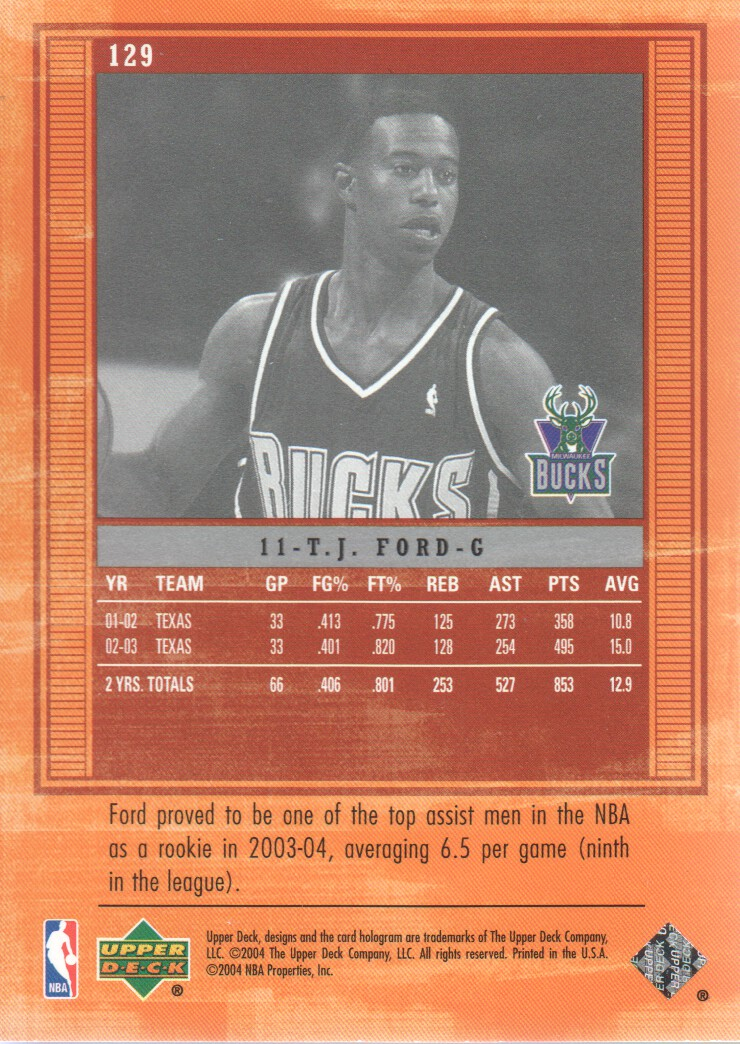 2003-04-Upper-Deck-Legends-Basketball-Cards-Pick-From-List thumbnail 225