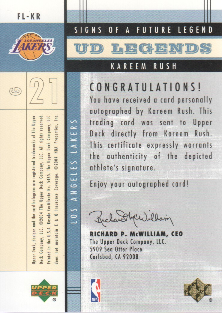 2003-04-Upper-Deck-Legends-Basketball-Cards-Pick-From-List thumbnail 253