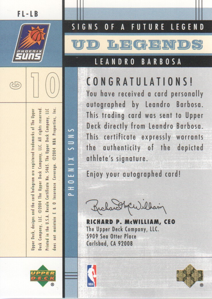 2003-04-Upper-Deck-Legends-Basketball-Cards-Pick-From-List thumbnail 255