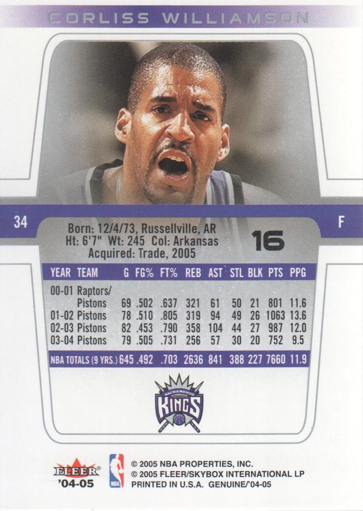 2004-05-Fleer-Genuine-Basketball-Cards-Pick-From-List thumbnail 19