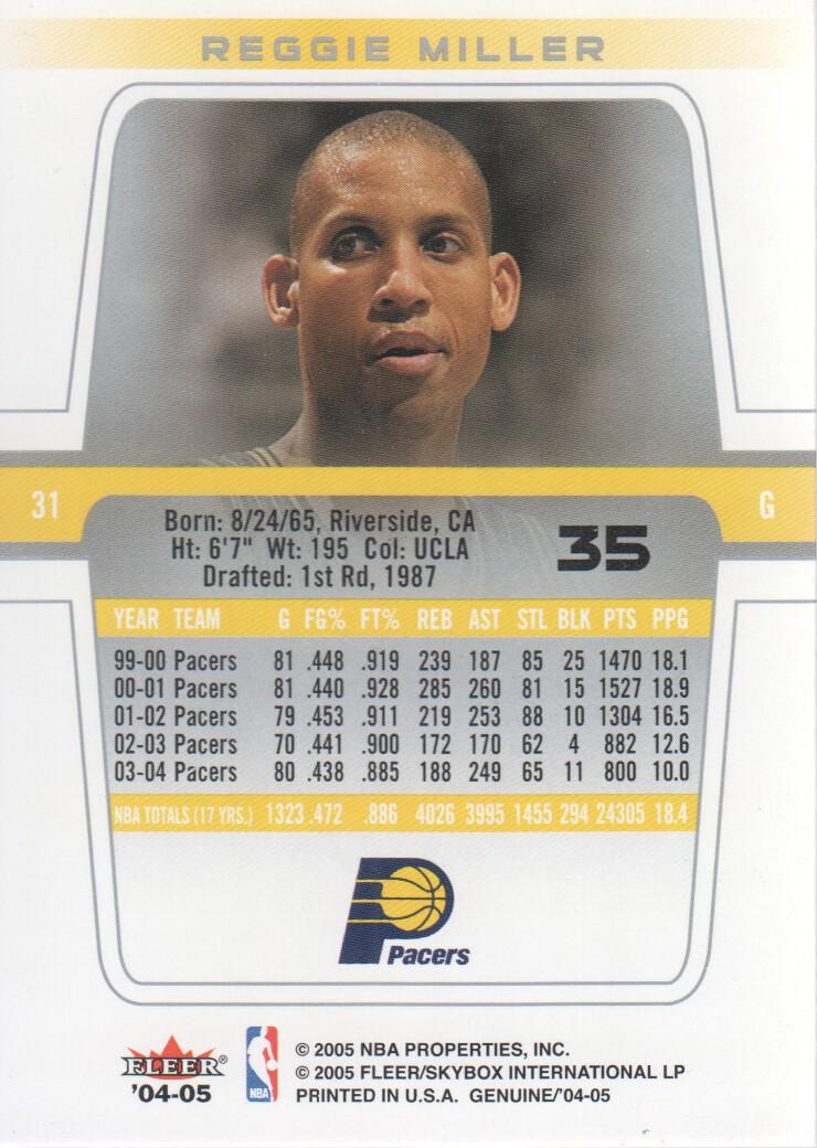 2004-05-Fleer-Genuine-Basketball-Cards-Pick-From-List thumbnail 37