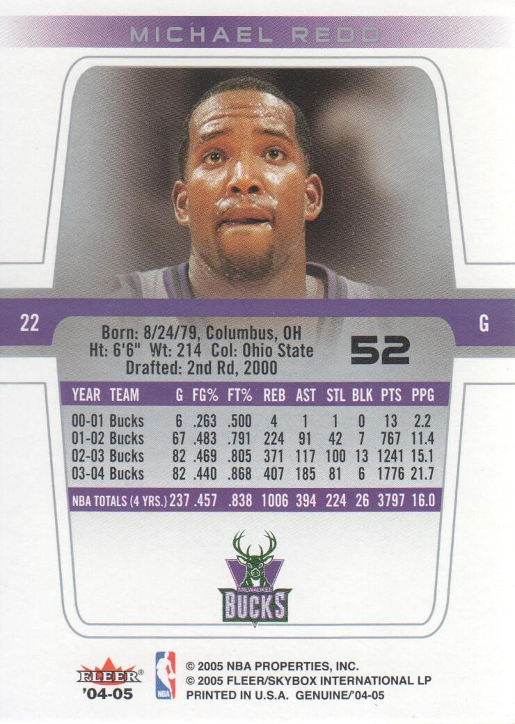 2004-05-Fleer-Genuine-Basketball-Cards-Pick-From-List thumbnail 57