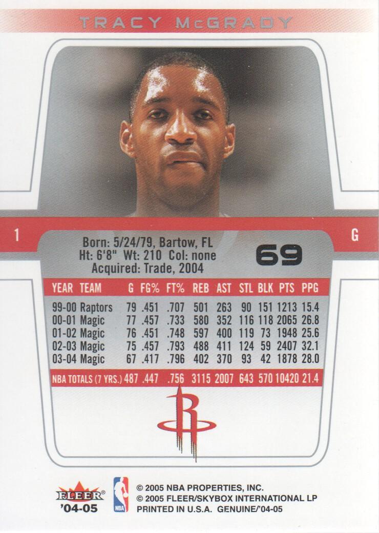 2004-05-Fleer-Genuine-Basketball-Cards-Pick-From-List thumbnail 75