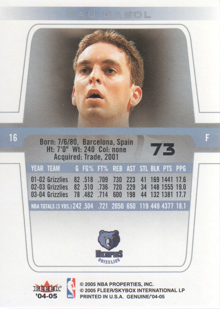 2004-05-Fleer-Genuine-Basketball-Cards-Pick-From-List thumbnail 81