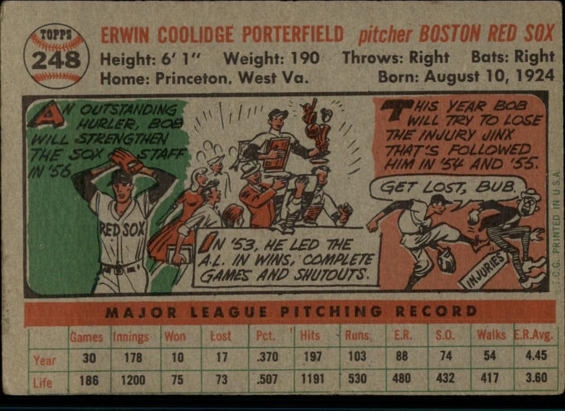 1956-TOPPS-BASEBALL-ASSORTED-SINGLES-U-PICK-242-319 thumbnail 35