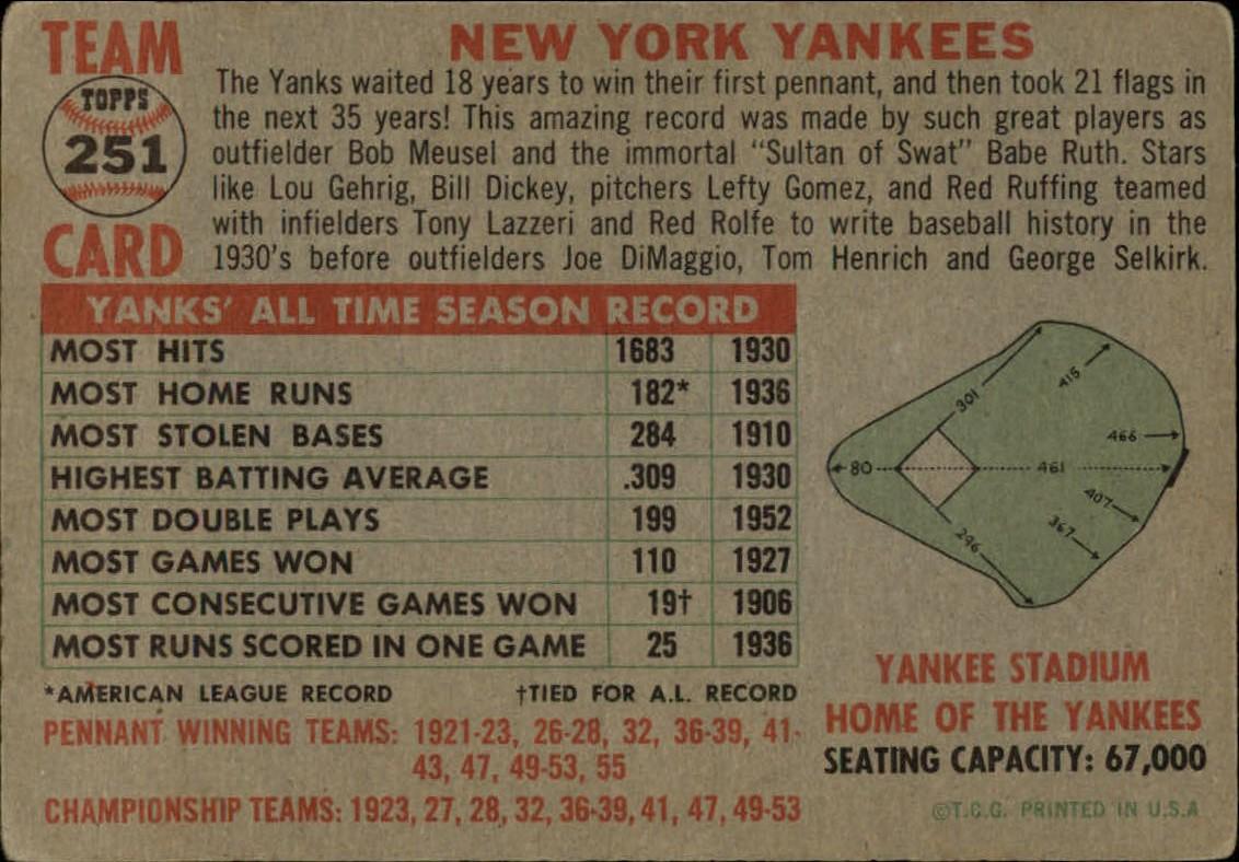1956-TOPPS-BASEBALL-ASSORTED-SINGLES-U-PICK-242-319 thumbnail 45