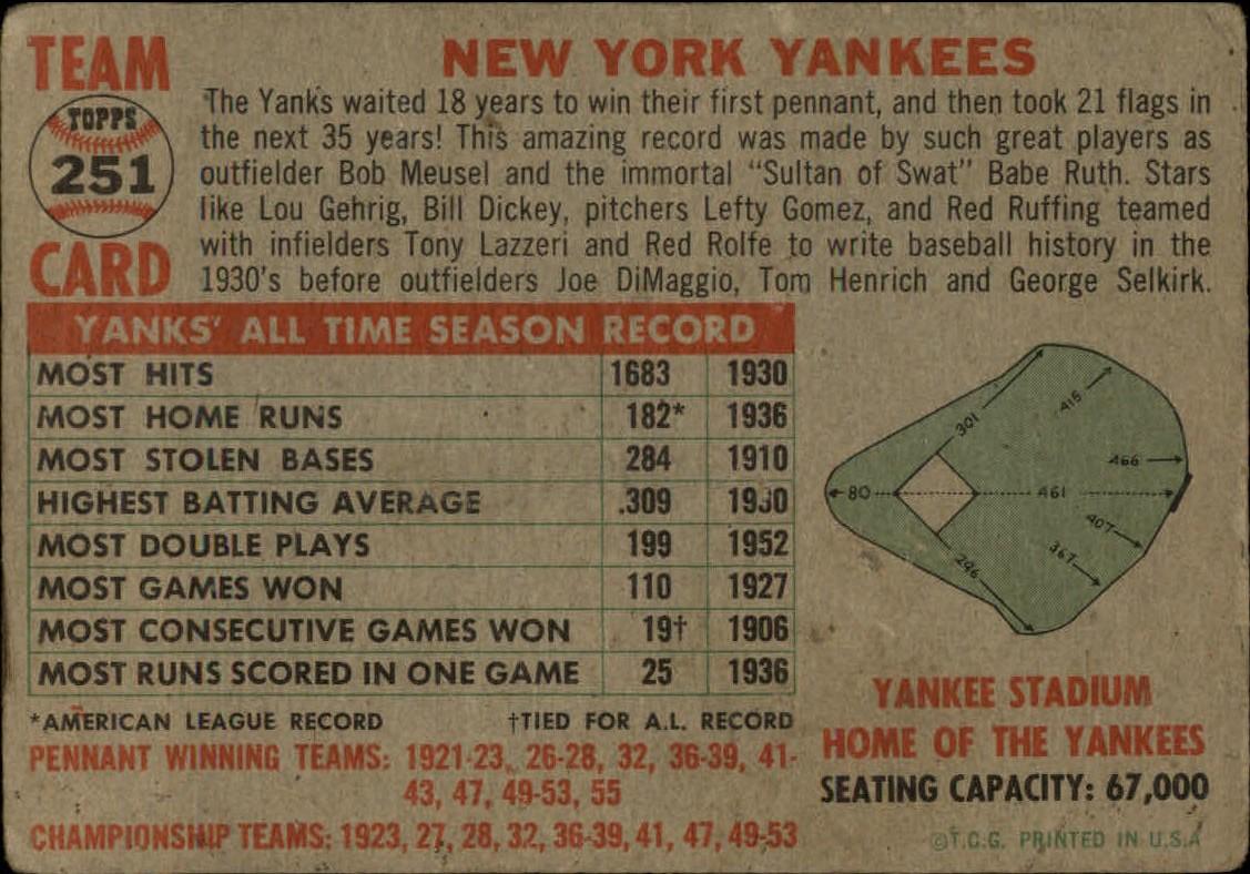 1956-TOPPS-BASEBALL-ASSORTED-SINGLES-U-PICK-242-319 thumbnail 47