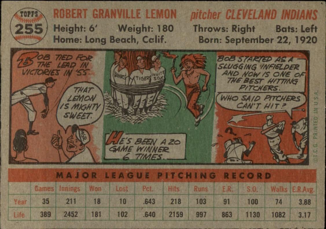 1956-TOPPS-BASEBALL-ASSORTED-SINGLES-U-PICK-242-319 thumbnail 69