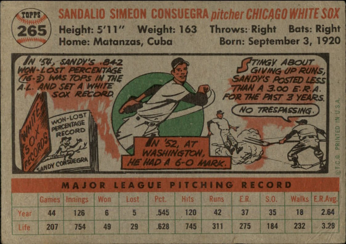 1956-TOPPS-BASEBALL-ASSORTED-SINGLES-U-PICK-242-319 thumbnail 108