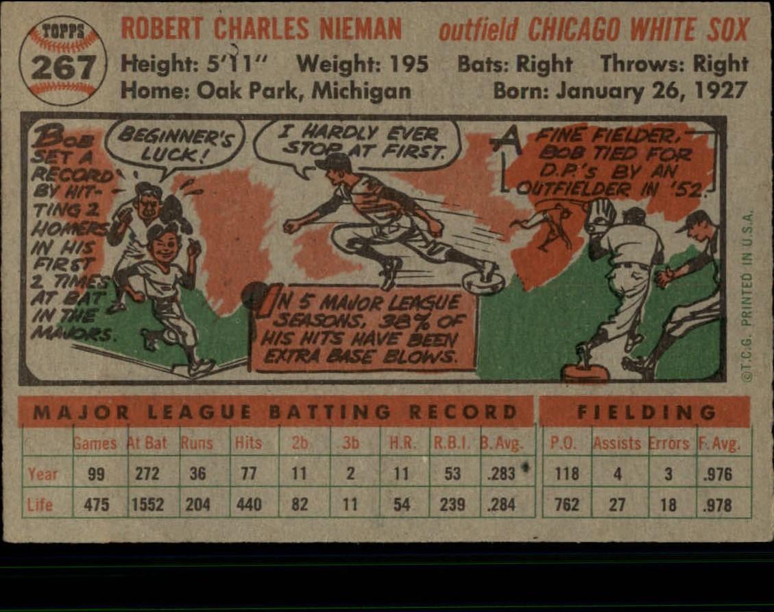 1956-TOPPS-BASEBALL-ASSORTED-SINGLES-U-PICK-242-319 thumbnail 110