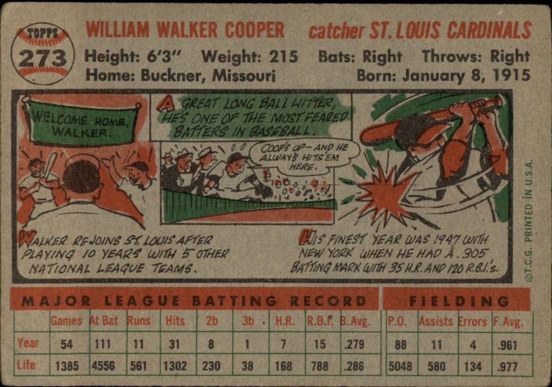 1956-TOPPS-BASEBALL-ASSORTED-SINGLES-U-PICK-242-319 thumbnail 128