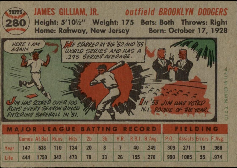 1956-TOPPS-BASEBALL-ASSORTED-SINGLES-U-PICK-242-319 thumbnail 152