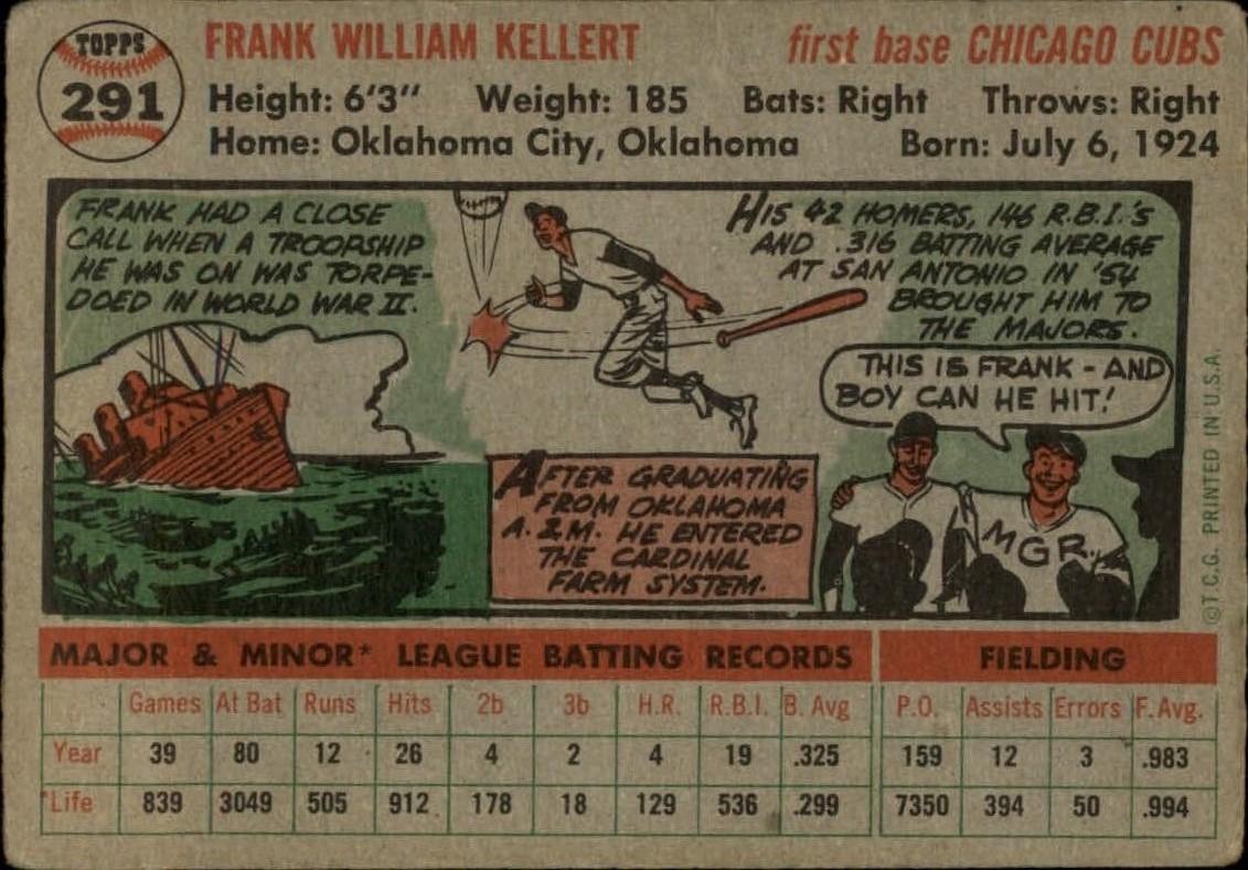 1956-TOPPS-BASEBALL-ASSORTED-SINGLES-U-PICK-242-319 thumbnail 170