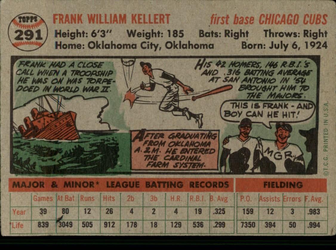 1956-TOPPS-BASEBALL-ASSORTED-SINGLES-U-PICK-242-319 thumbnail 172