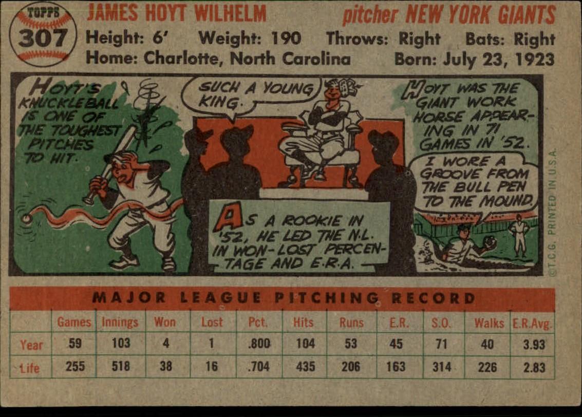 1956-TOPPS-BASEBALL-ASSORTED-SINGLES-U-PICK-242-319 thumbnail 202