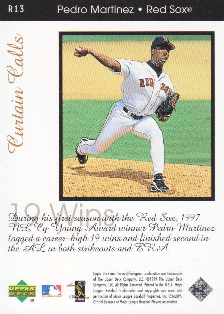 1999-Upper-Deck-Ovation-Baseball-Cards-Pick-From-List thumbnail 133