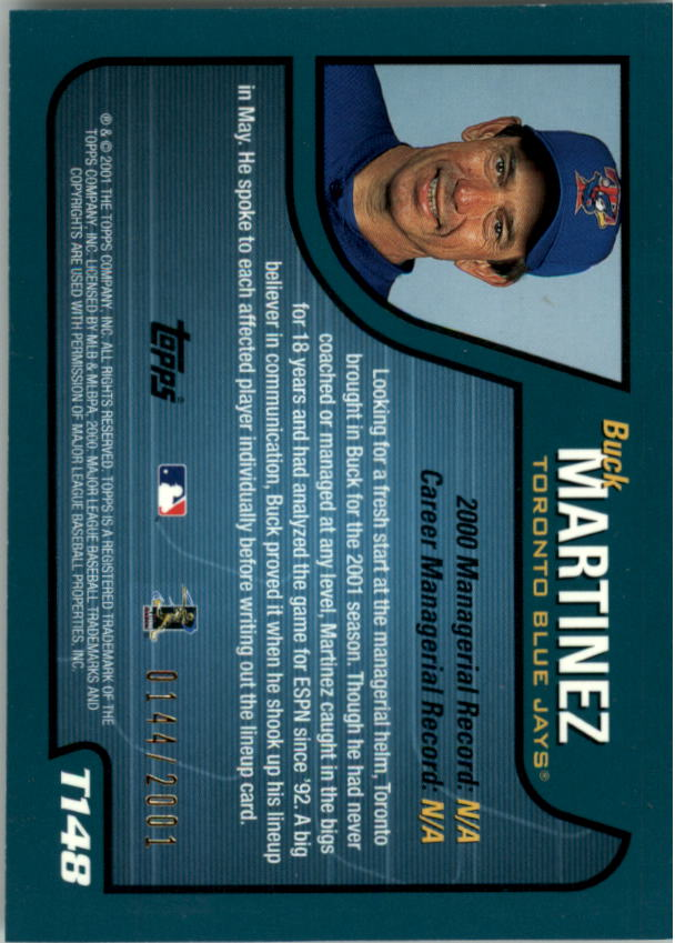 2001-Topps-Traded-Gold-Baseball-Card-Pick thumbnail 45