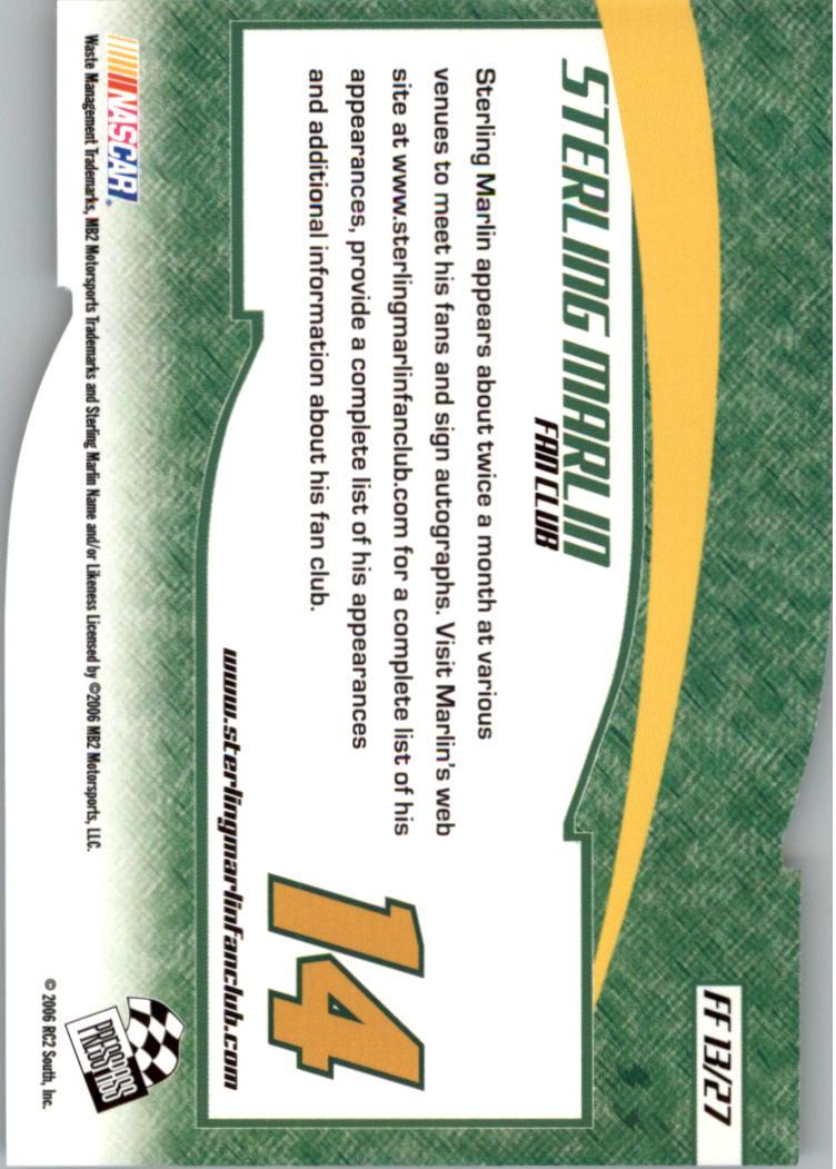 Auto Racing Cards Reliable 2006 Press Pass Optima Fan Favorite #ff4 Dale Earnhardt Jr Jr Sports Mem, Cards & Fan Shop Racing Card