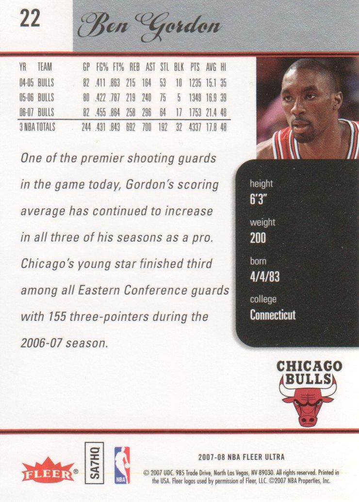 2007-08-Fleer-Ultra-SE-Basketball-Cards-Base-Set-Pick-From-List thumbnail 37