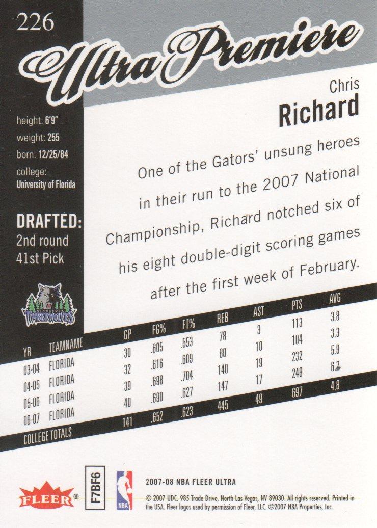 2007-08-Fleer-Ultra-SE-Basketball-Cards-Base-Set-Pick-From-List thumbnail 302