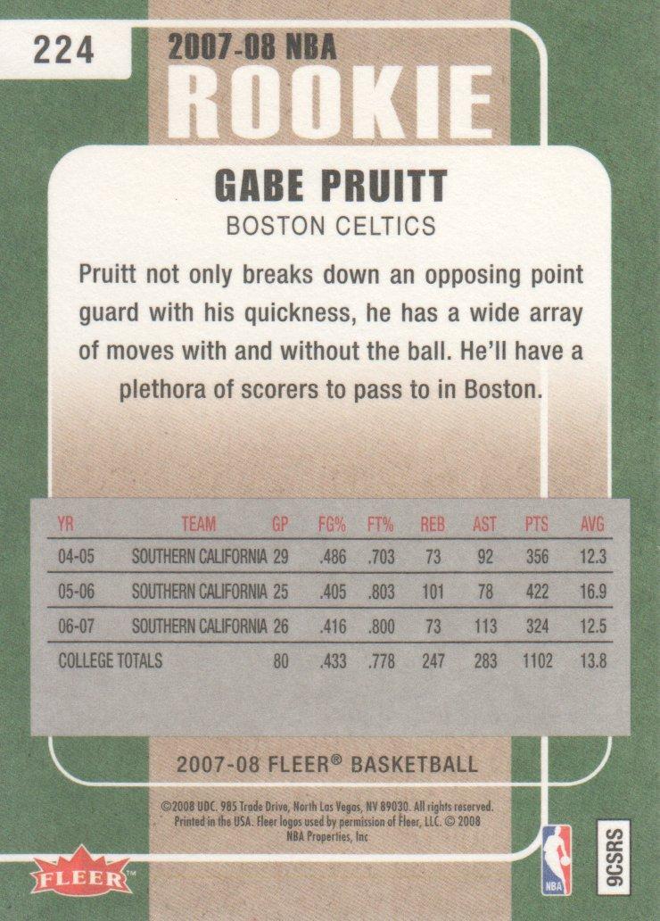 2007-08-Fleer-Basketball-Cards-Base-Set-Pick-From-List thumbnail 409