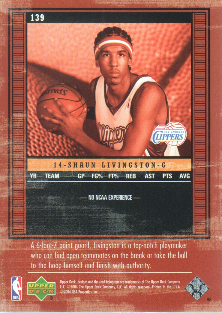 2003-04-Upper-Deck-Legends-Basketball-Cards-Pick-From-List thumbnail 233
