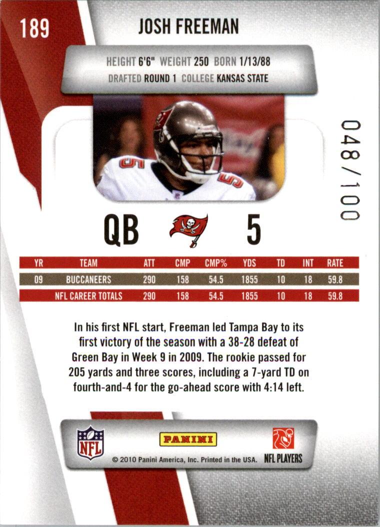 2010-Prestige-Xtra-Points-Red-Football-Card-Pick thumbnail 25