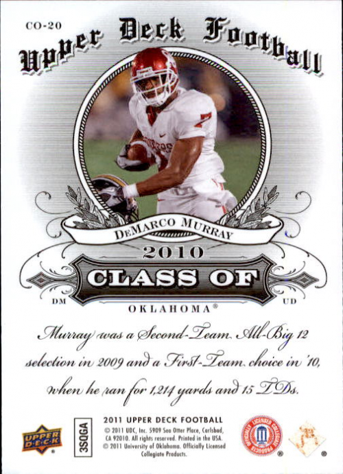 2011-Upper-Deck-FB-20th-Anniversary-Inserts-You-Pick-Buy-10-cards-FREE-SHIP thumbnail 286
