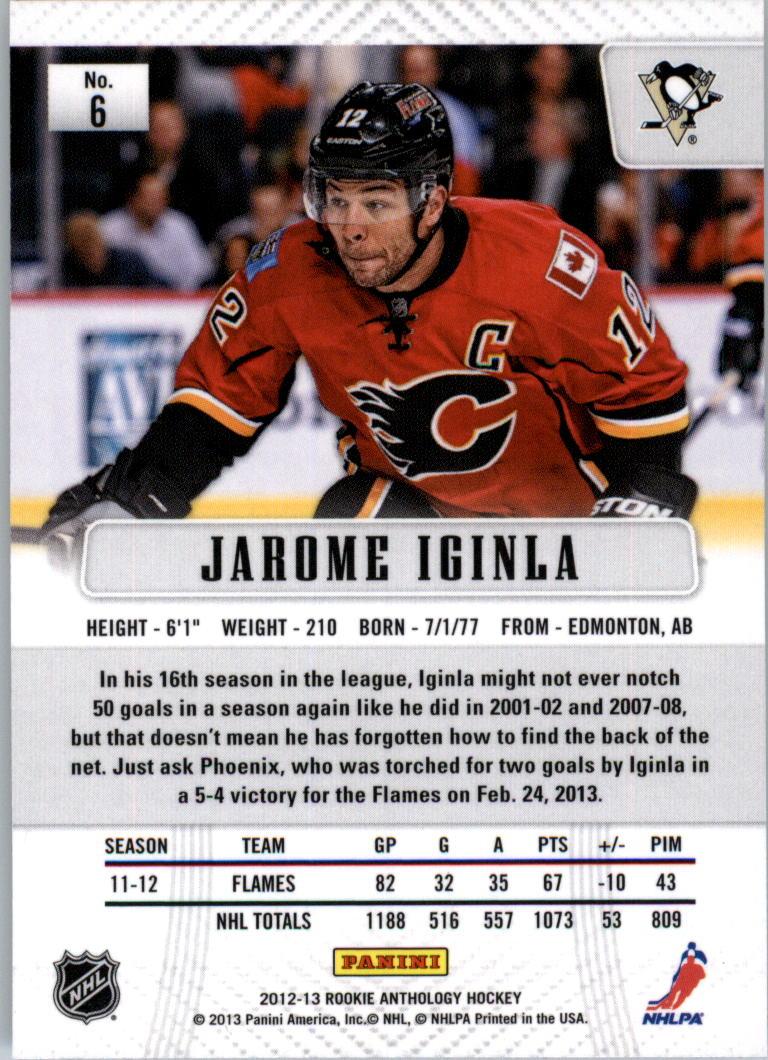 2012-13-Panini-Prizm-Hockey-Card-Pick miniature 3