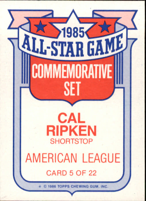 1986-Topps-Glossy-All-Stars-Basebal-Cards-You-Pick-Buy-10-cards-FREE-SHIP miniature 11