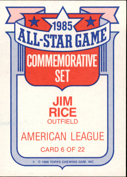 1986-Topps-Glossy-All-Stars-Basebal-Cards-You-Pick-Buy-10-cards-FREE-SHIP miniature 13