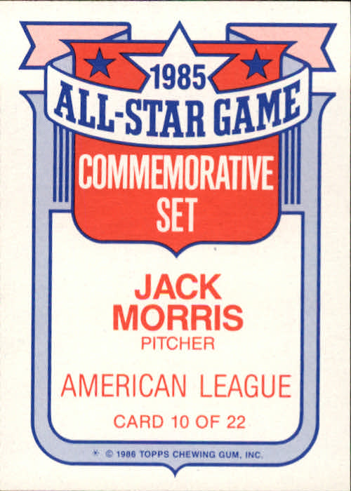 1986-Topps-Glossy-All-Stars-Basebal-Cards-You-Pick-Buy-10-cards-FREE-SHIP miniature 21