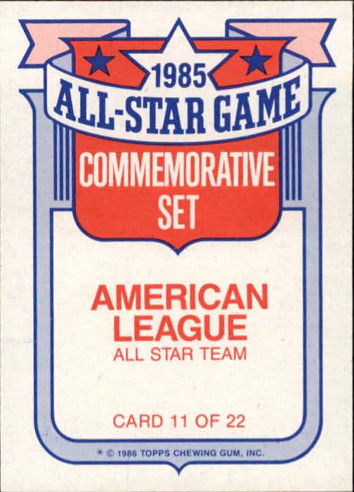 1986-Topps-Glossy-All-Stars-Basebal-Cards-You-Pick-Buy-10-cards-FREE-SHIP miniature 23