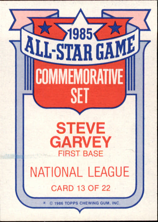 1986-Topps-Glossy-All-Stars-Basebal-Cards-You-Pick-Buy-10-cards-FREE-SHIP miniature 27
