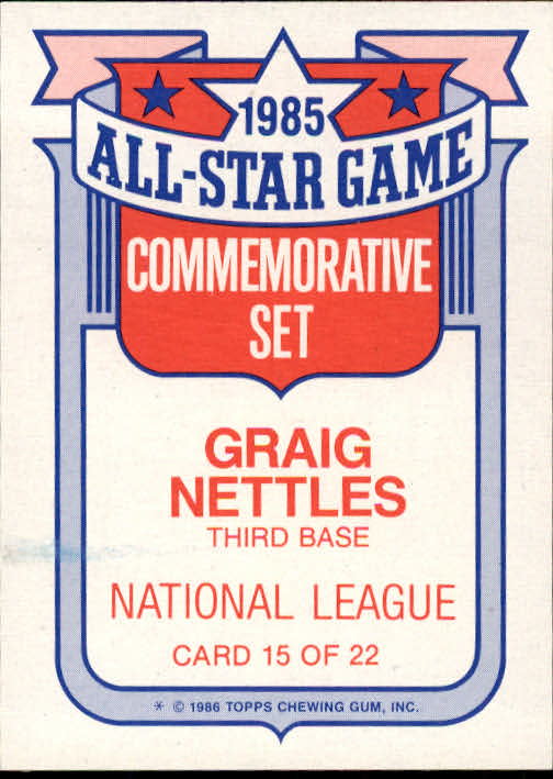 1986-Topps-Glossy-All-Stars-Basebal-Cards-You-Pick-Buy-10-cards-FREE-SHIP miniature 31