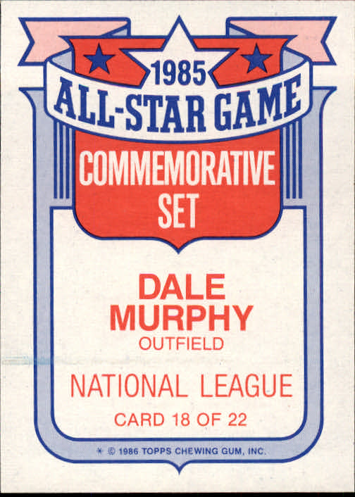 1986-Topps-Glossy-All-Stars-Basebal-Cards-You-Pick-Buy-10-cards-FREE-SHIP miniature 37
