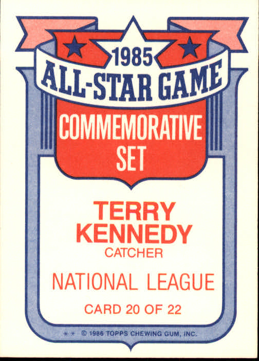 1986-Topps-Glossy-All-Stars-Basebal-Cards-You-Pick-Buy-10-cards-FREE-SHIP miniature 41