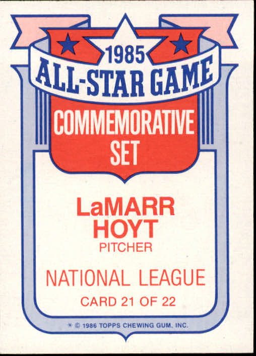 1986-Topps-Glossy-All-Stars-Basebal-Cards-You-Pick-Buy-10-cards-FREE-SHIP miniature 43