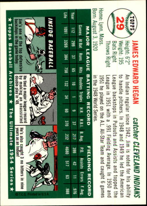 1994-Topps-Archives-1954-BB-Card-s-1-258-A1243-You-Pick-10-FREE-SHIP thumbnail 36