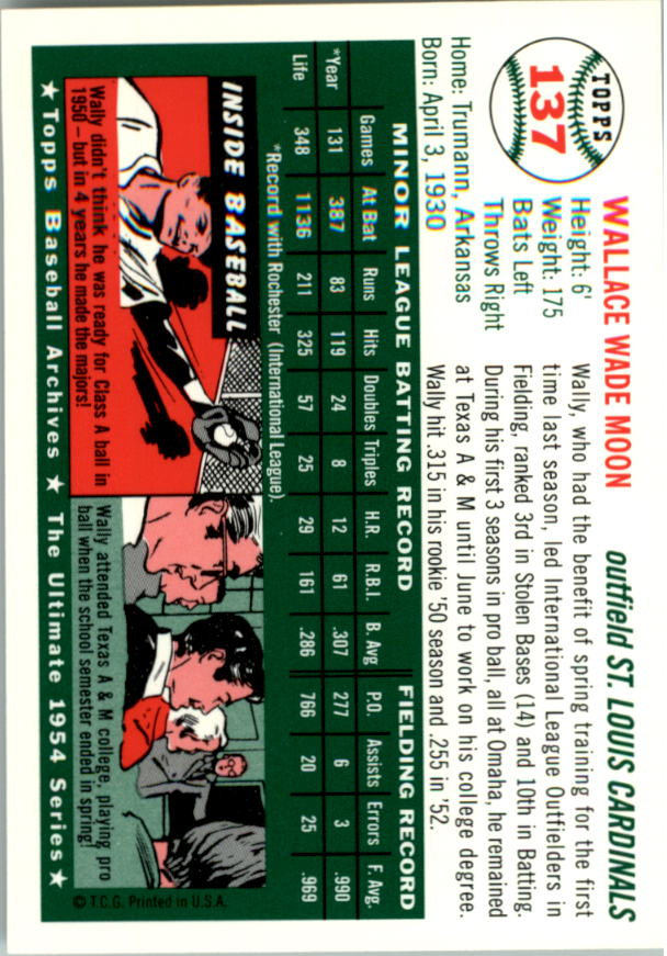 1994-Topps-Archives-1954-BB-Card-s-1-258-A1243-You-Pick-10-FREE-SHIP thumbnail 213