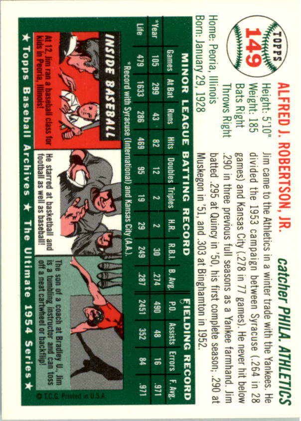 1994-Topps-Archives-1954-BB-Card-s-1-258-A1243-You-Pick-10-FREE-SHIP thumbnail 231