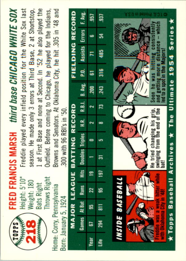 1994-Topps-Archives-1954-BB-Card-s-1-258-A1243-You-Pick-10-FREE-SHIP thumbnail 350