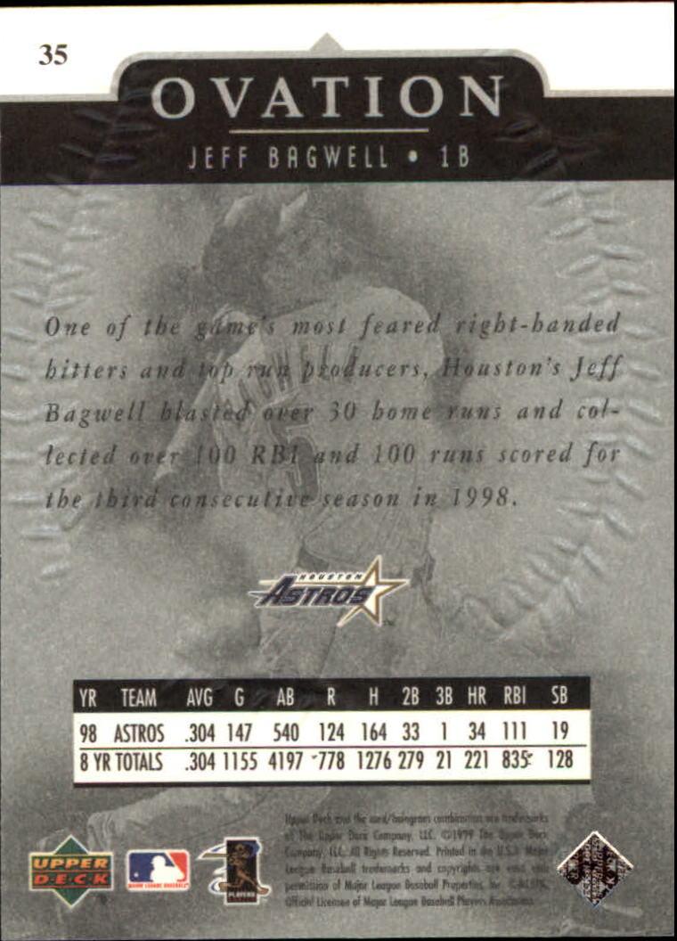 1999-Upper-Deck-Ovation-Baseball-Cards-Pick-From-List thumbnail 65