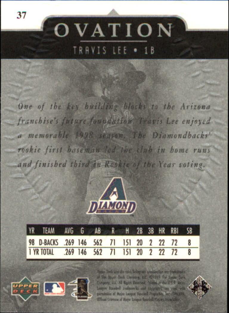 1999-Upper-Deck-Ovation-Baseball-Cards-Pick-From-List thumbnail 67