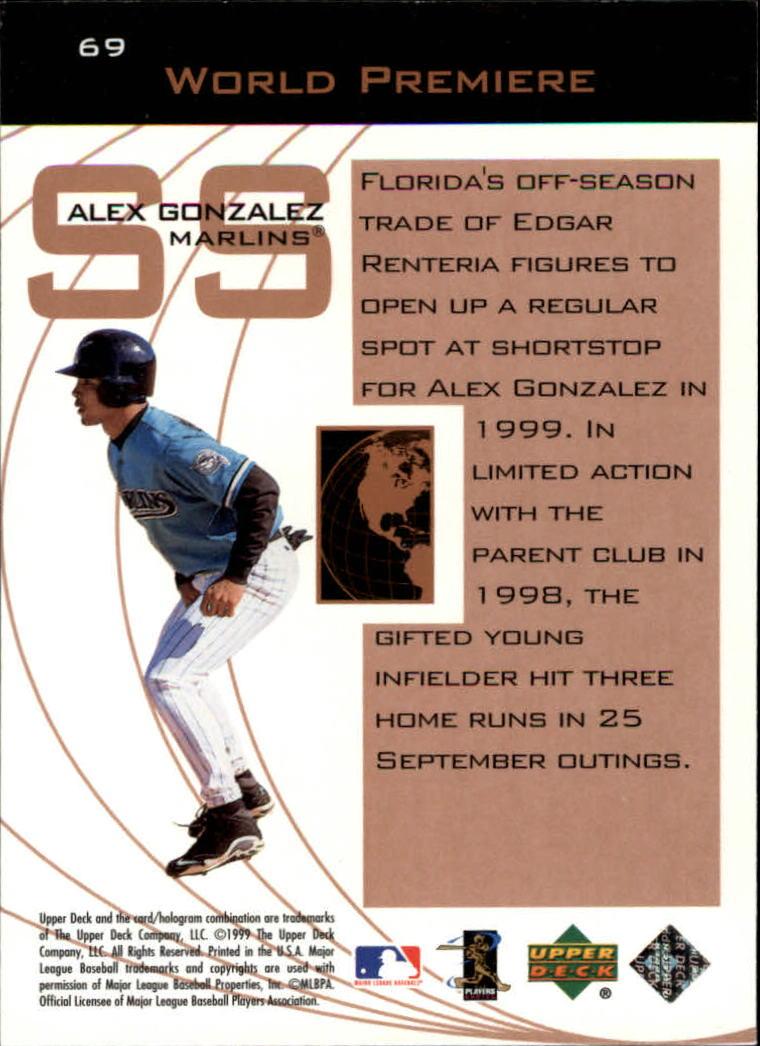 1999-Upper-Deck-Ovation-Baseball-Cards-Pick-From-List thumbnail 119