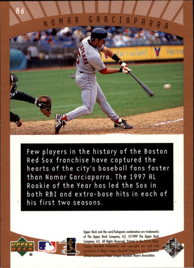 1999-Upper-Deck-Ovation-Baseball-Cards-Pick-From-List thumbnail 125