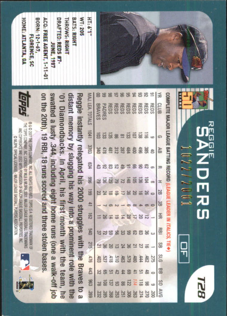 2001-Topps-Traded-Gold-Baseball-Card-Pick thumbnail 11