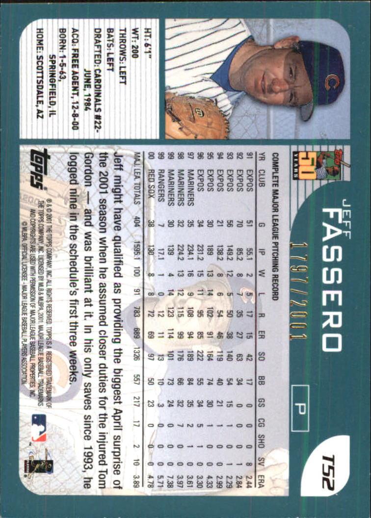 2001-Topps-Traded-Gold-Baseball-Card-Pick thumbnail 27