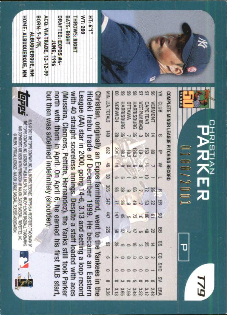 2001-Topps-Traded-Gold-Baseball-Card-Pick thumbnail 35